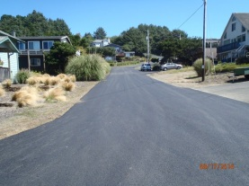 road work ne 61st after 4 august 2016