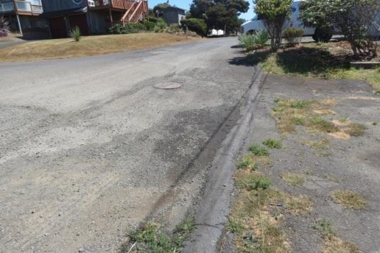 road work ne 61st before 6 august 2016