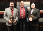 Officers Bomar and Spano are Honored with Life Saving Award