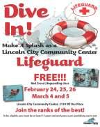 Free Lifeguard Class