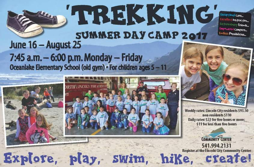 Rec Kids Summer Day Camp 2017
